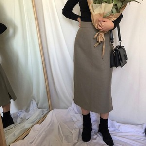 Jane wool skirt (wool 60%)